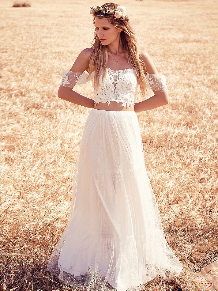 Boho Bohemian Chic Wedding Dresses For Summer 2015 1 Rosie Masters